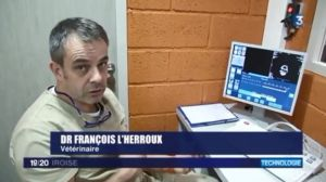 Reportage Animage sur France 3